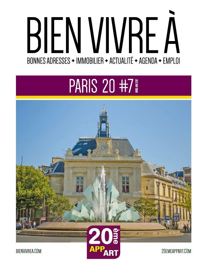 BienVivreÀ Paris 19/20 N°7