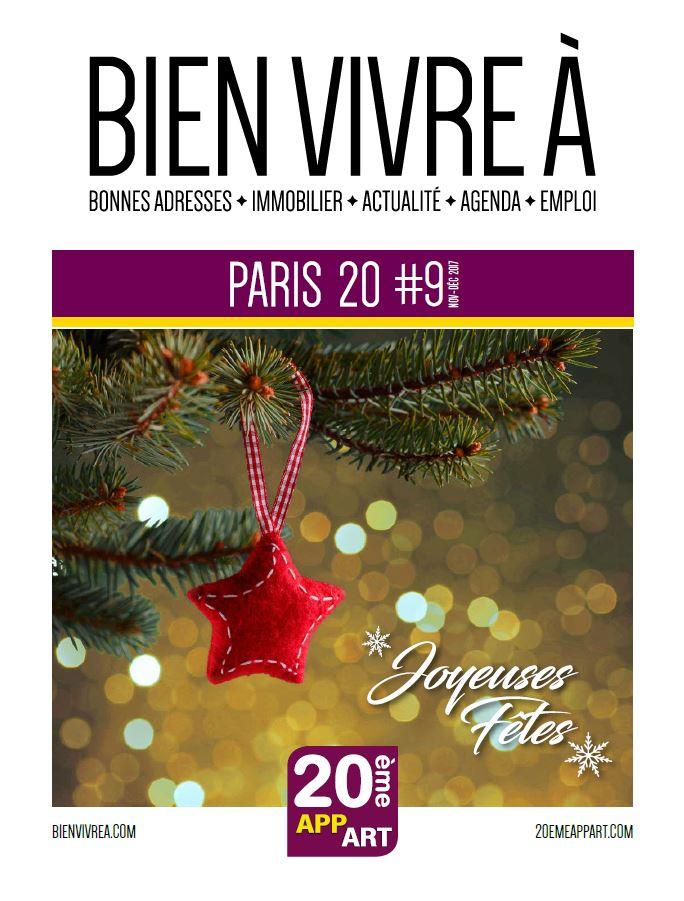 BienVivreÀ Paris 19/20 N°9
