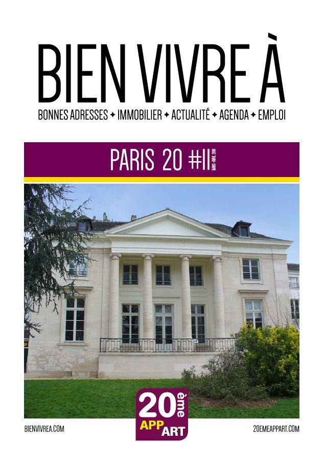 BienVivreÀ Paris 19/20 N°11