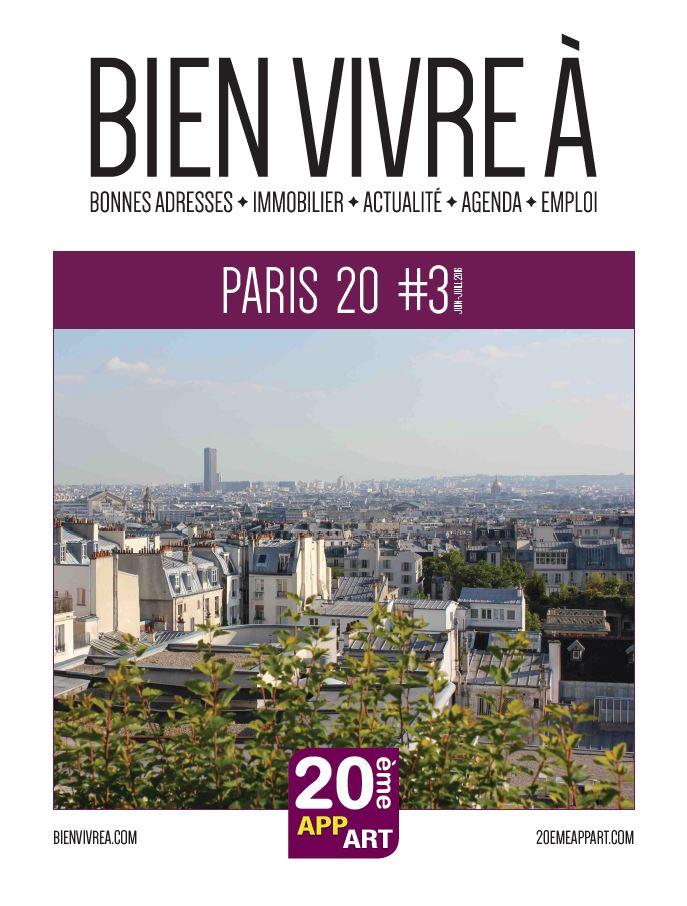 BienVivreÀ Paris 19/20 N°3