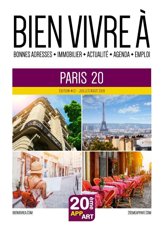 BienVivreÀ Paris 19/20 N°13