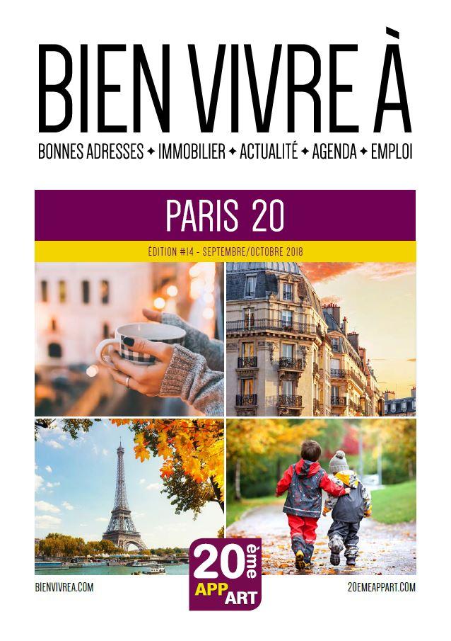 BienVivreÀ Paris 19/20 N°14