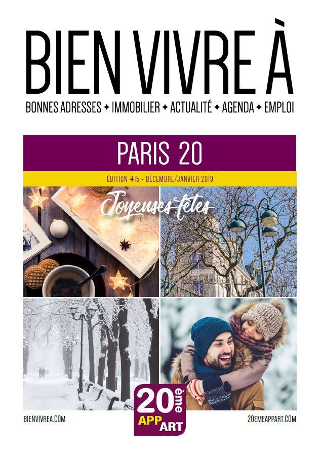 BienVivreÀ Paris 19/20 N°15