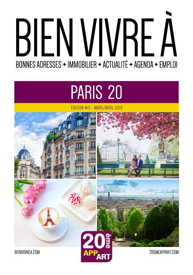 BienVivreÀ Paris 19/20 N°17