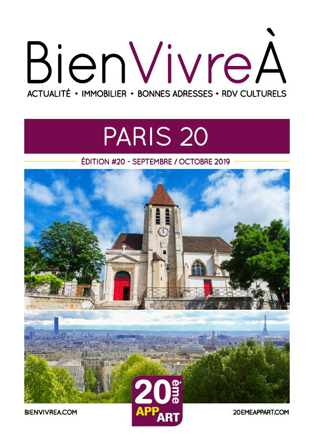 BienVivreÀ Paris 19/20 N°20