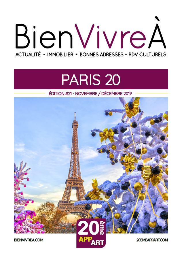 BienVivreÀ Paris 19/20 N°21