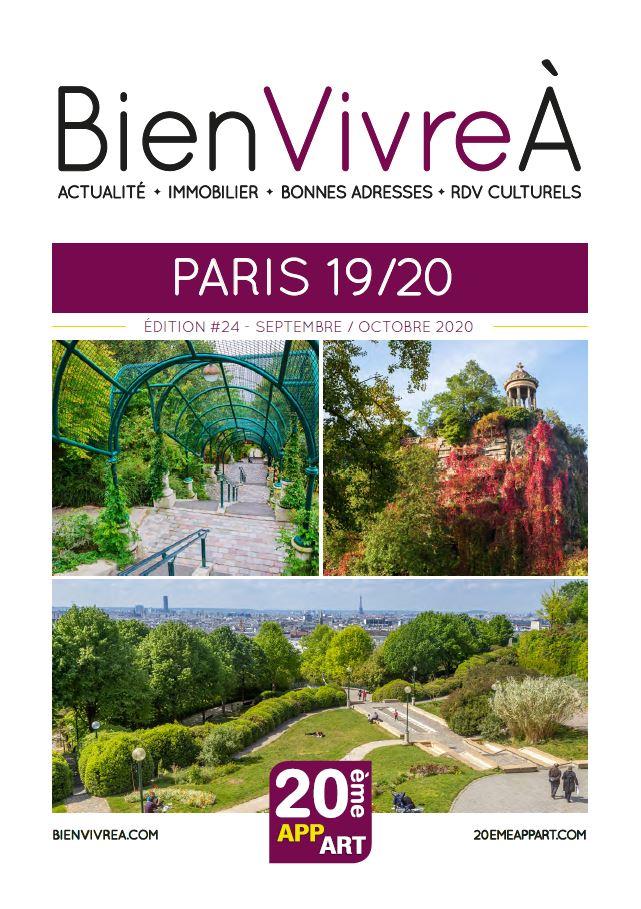 BienVivreÀ Paris 19/20 N°24